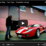 James May – Scalextric Slot Cars