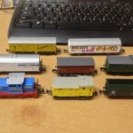 Cars, Locos and Extras for the EuroNook
