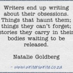 Writer's Words