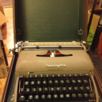 Just My Typewriter