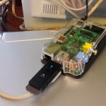 An Example of DCC, Raspberry PI and NTrak