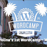 WordCamp Charleston is Next Weekend