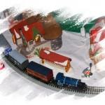 Christmas Train Wishes