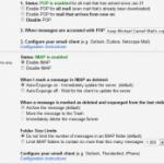 Google GMail Email Setup