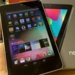 Google Nexus 7 Tablet Initial Impressions